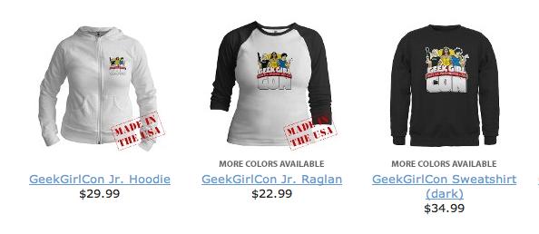 Support GeekGirlCon!