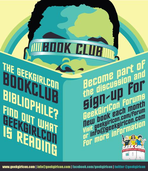 GeekGirlCon Book Club
