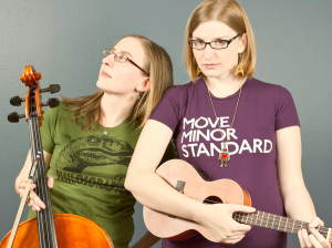 The Doubleclicks are performing at GeekGirlCon '12