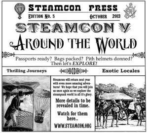 Steamcon 5