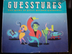 Guesstures, 1st Edition