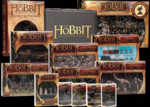 The Hobbit: An Unexpected Journey -- The Bundle.