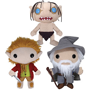 The Hobbit Mini-Plush from ThinkGeek!