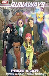 Runaways vol 1 pride and joy