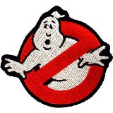 Ghostbusters patches available on Amazon!