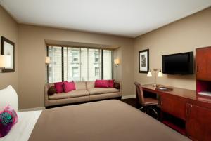 W Hotel Room