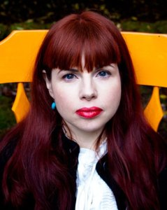 Kelly Sue DeConnick will be appearing at GeekGirlCon '13