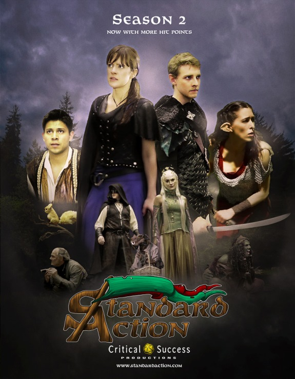 L-R: Ferdnando (Edwin Perez), Wendy (Tara Pratt), Martin (Daniel S. Johnston), and Edda (Joanna Gaskell).