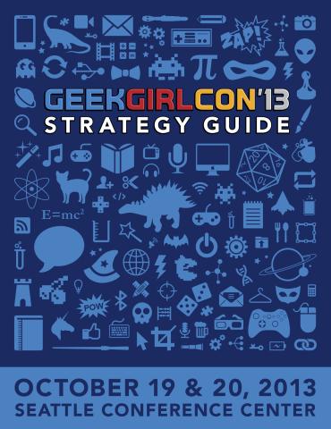 GeekGirlCon '13