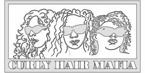 curly hair mafia