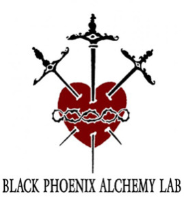 Black Phoenix Alchemy Lab logo