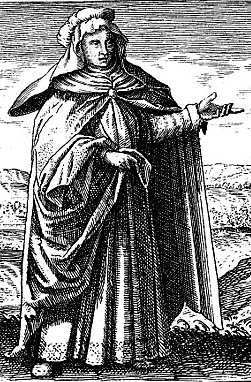 Miriam the Alchemist By Michael Maier (1566-1622)