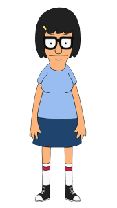 [Photo source: http://bobs-burgers.wikia.com/wiki/Tina_Belcher]