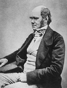 Charles Darwin, age 45