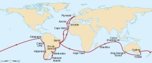 Voyage of HMS Beagle
