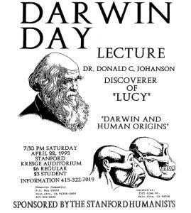 Darwin Day Flyer