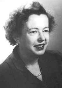 Maria Goeppert-Mayer By Nobel Foundation
