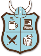 Behold! The NaNoWriMo Crest!