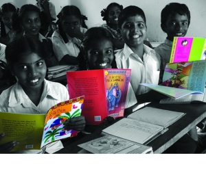 "Vision: ""A Book in Every Child's Hand"" by Pratham Books"