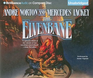 Elvenbane audio book
