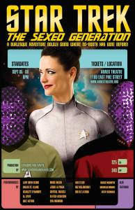 Star Trek: The Sexed Generation poster