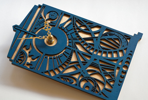 Timey Clock 004